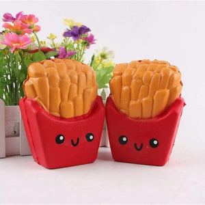 French Fries Squishy Squishies