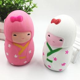 Japanese Doll Squishy Squishies