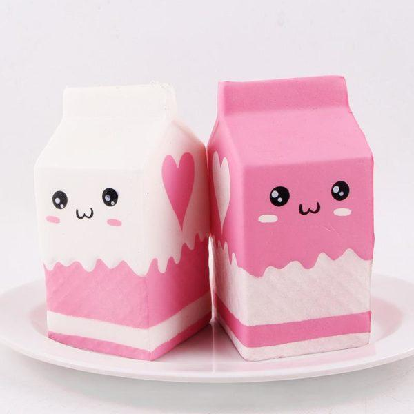 Milk Carton Squishy Squishies