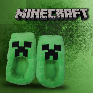 Minecraft Slippers Slippers