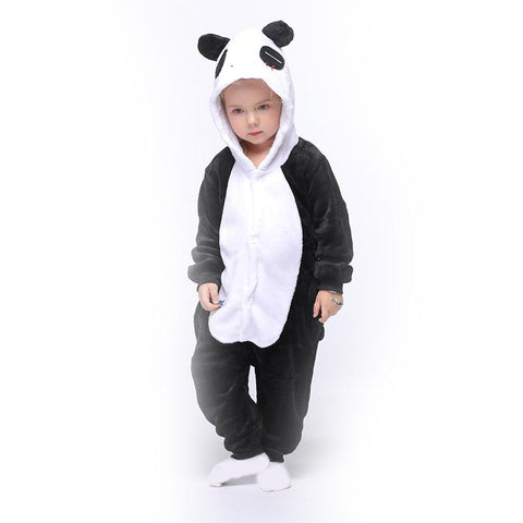 Onesie World Unisex Animal Pyjamas - Panda Baby (Cosplay / Nightwear Halloween Carnival Novelty
