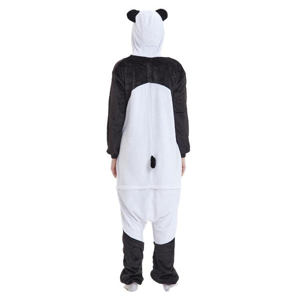 Onesie World Unisex Animal Pyjamas - Panda Adult (Cosplay / Nightwear Halloween Carnival Novelty