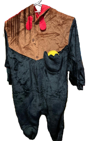 Onesie World Unisex Animal Pyjamas - Rooster Adult (Cosplay / Nightwear Halloween Carnival Novelty