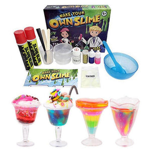 Make Your Own Slime Kit Toys