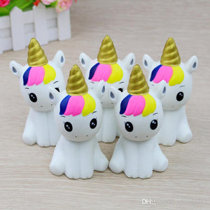 Small Unicorn Squishy Squishies
