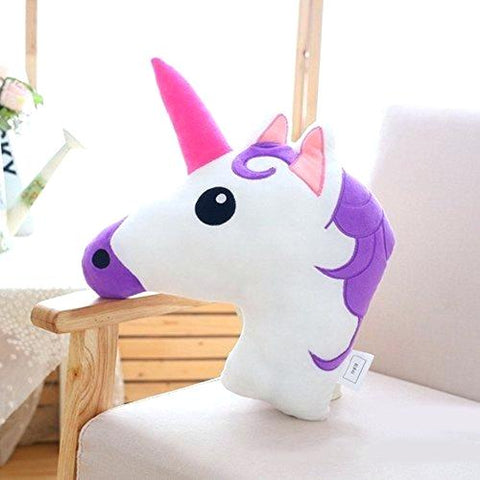 Unicorn Head Pillow Pillow