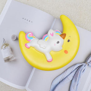 Unicorn Moon Squishy Squishies