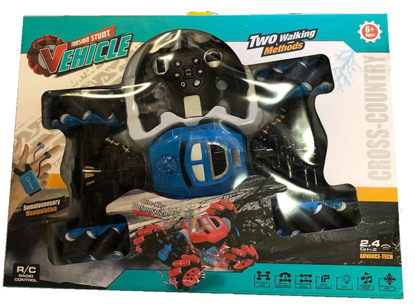 4wd Rc Stunt Car Remote Control Off-road Gesture Sensing Double Sided