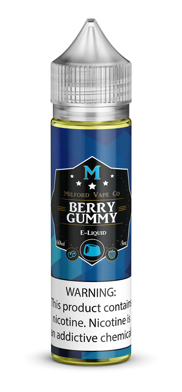Berry Gummy - Milford Vape Co - Mr. Vape USA Retail
