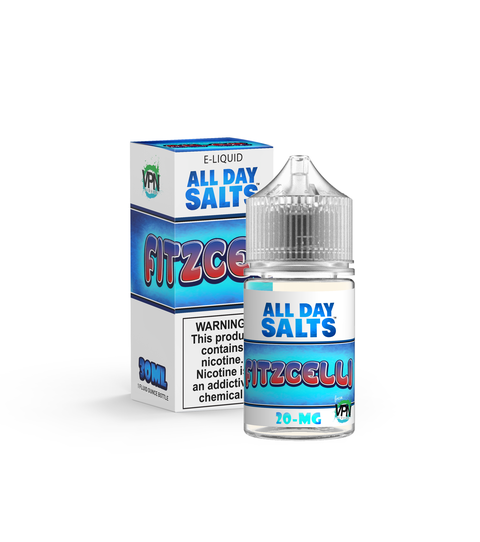 Fitzcelli Nicotine Salts - VPN - Mr. Vape USA Retail