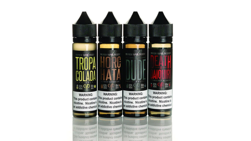 The Dude - Mayhem Vapor Beverage - Mr. Vape USA Retail