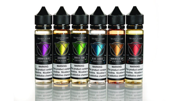 Moments of Zen - Trilogy Elixir - Mr. Vape USA Retail