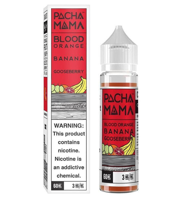 Pachamama - Blood Orange Gooseberry - Vape Juice