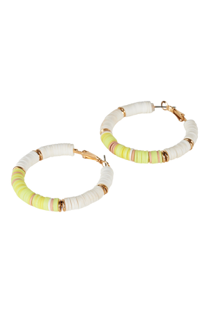 Havana Hoop Earring - Haven