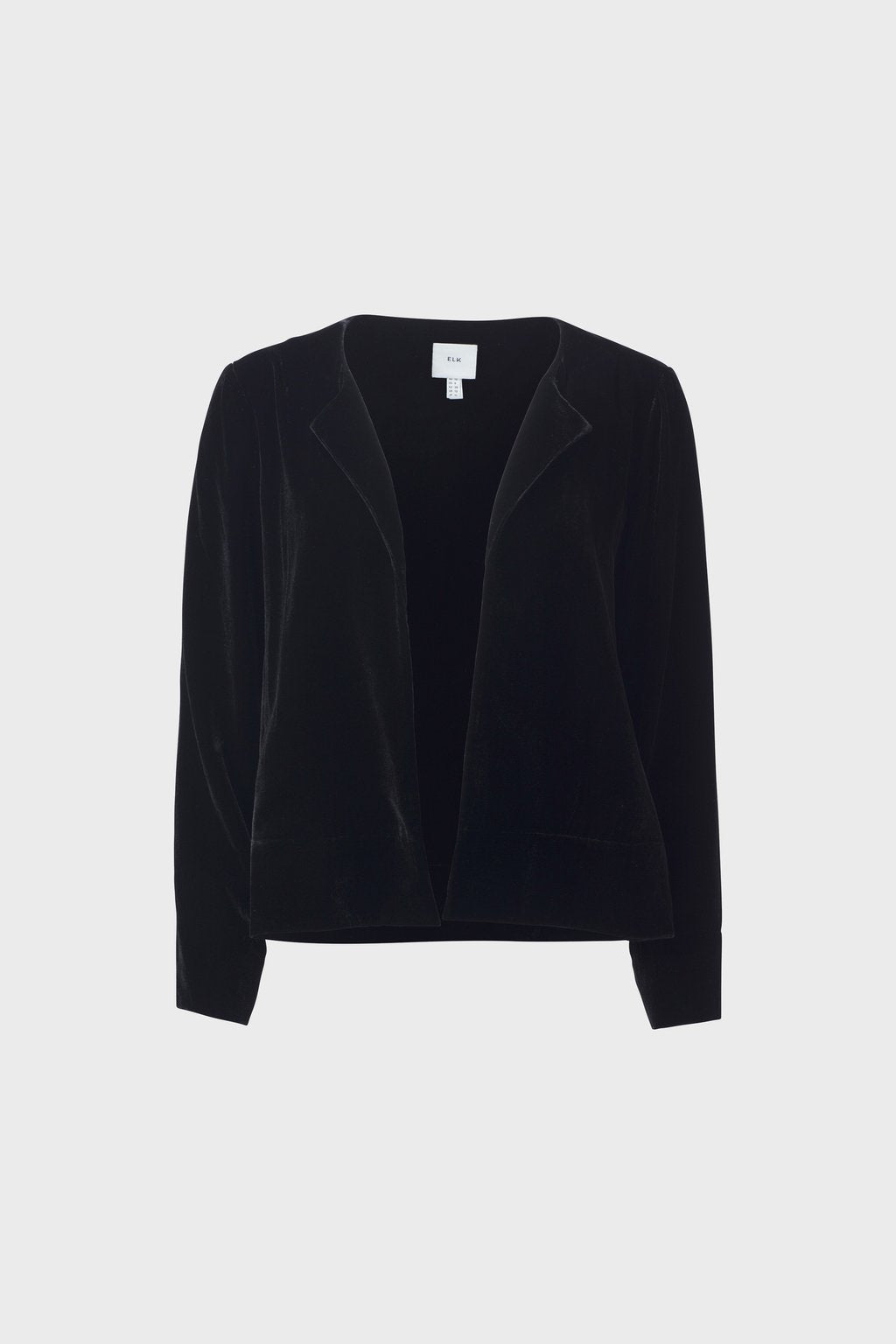 Luxe Velvet Jacket - Elk The Label