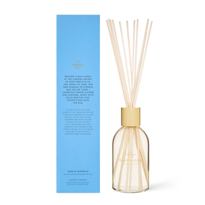 The Hamptons 250mL Diffuser - Glasshouse Fragrances