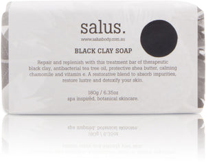Black Clay Soap - Salus