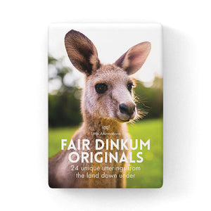 Fair Dinkum - Little Affirmations Cards
