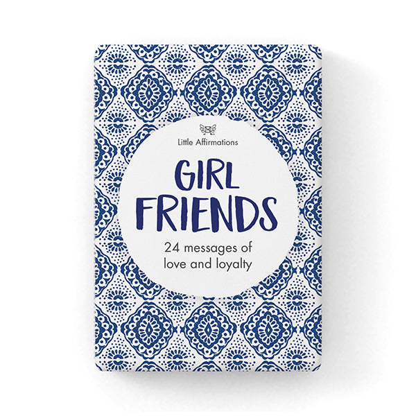 Girl Friends - Little Affirmations Cards