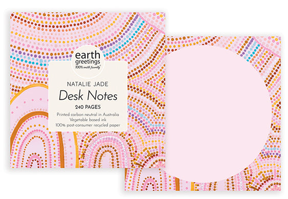 Desk Notes Seven Sisters Dreaming III - Earth Greetings