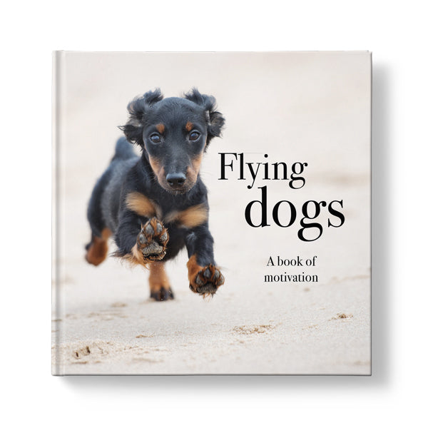 Flying Dogs A Book of Motivation - Affirmations