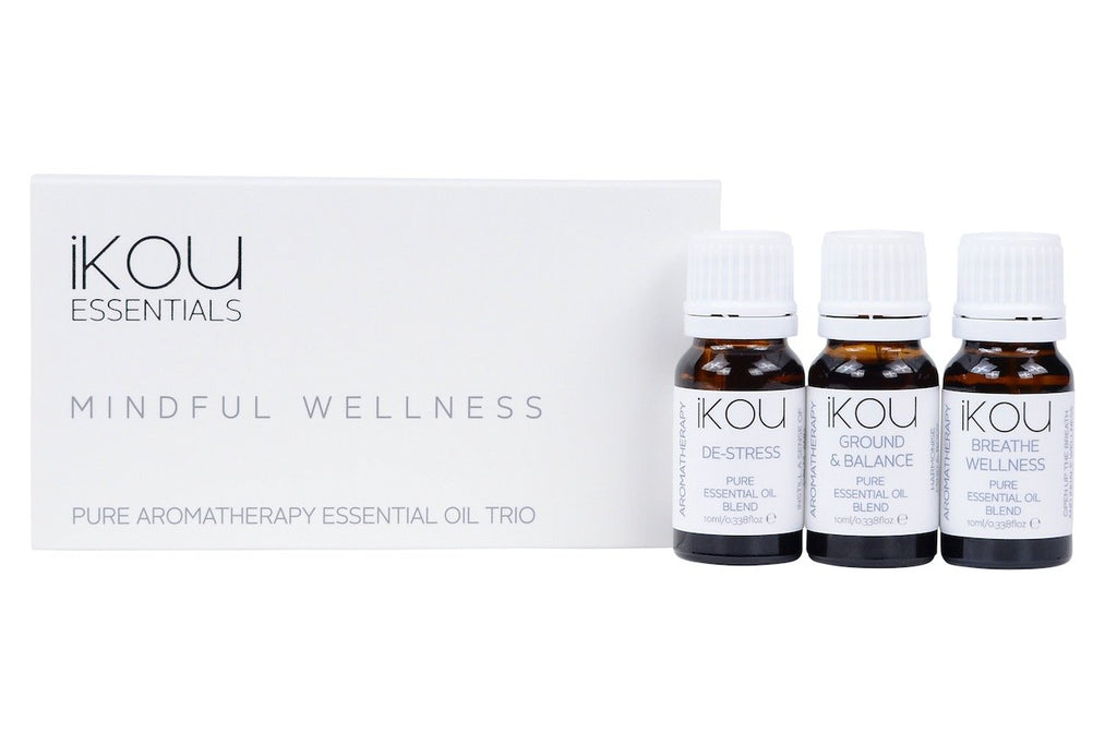 Essential Oil Trio Mindful Wellness - iKOU