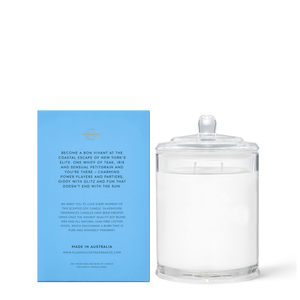 The Hamptons 380g Soy Candle - Glasshouse Fragrances