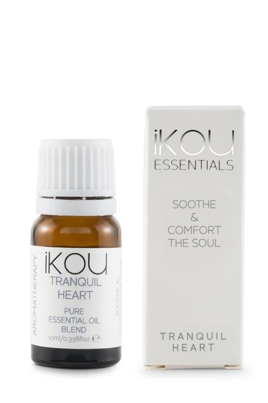 Tranquil Heart Essential Oil - IKOU