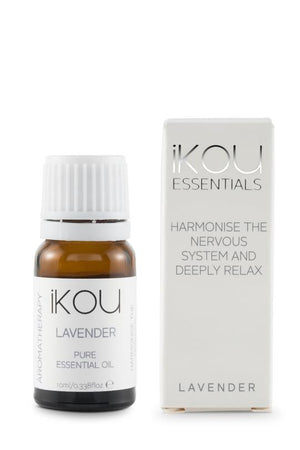Lavender Essential Oil - IKOU