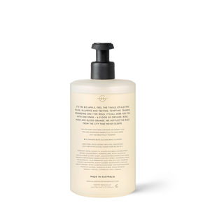 I'll Take Manhattan 450ml Hand Wash - Glasshouse Fragrances