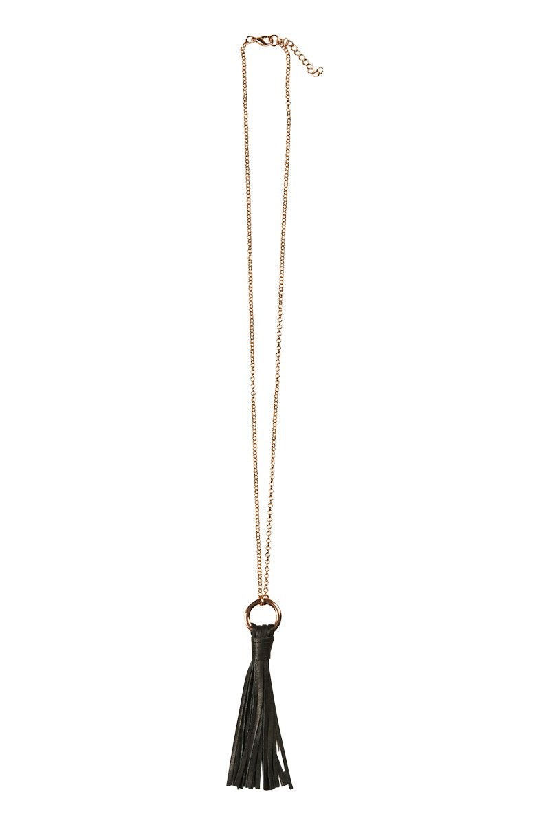 Ita Tassel Necklace - eb&ive