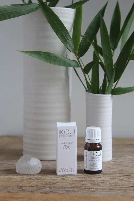 Ground & Balance Essential Oil IKOU