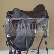 Load image into Gallery viewer, Sensation Ride English (A/p) Saddle Saddles
