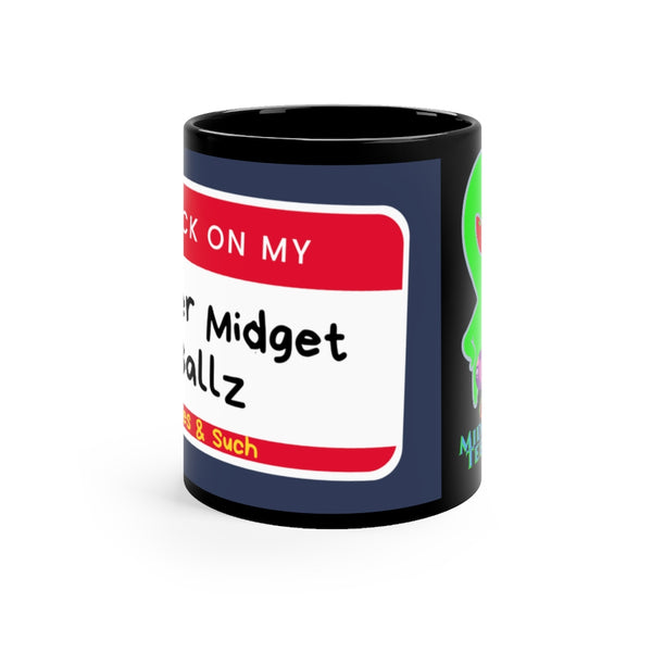 Ginger Midget Ballz Coffee Mug