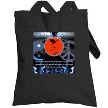 Load image into Gallery viewer, Ghost Cover Totebag