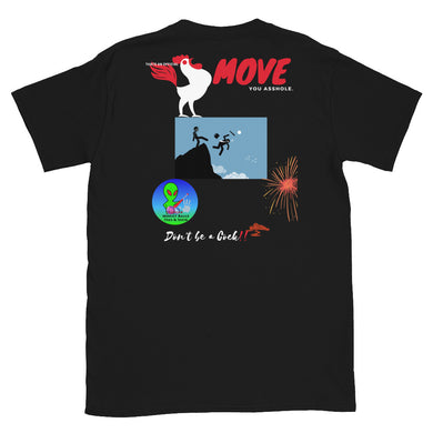 GMB Cock Move #2 Short-Sleeve Unisex T-Shirt