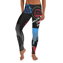Load image into Gallery viewer, Cannot Be Tamed Leggings