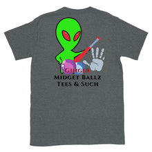 Load image into Gallery viewer, GMB ALIEN JUNK Short-Sleeve Unisex T-Shirt