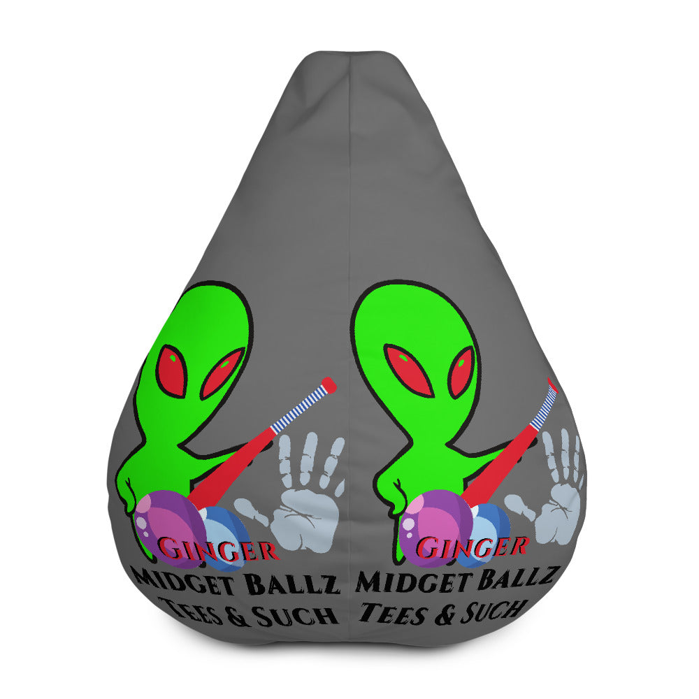 GMB ALIEN JUNK Bean Bag Chair Cover