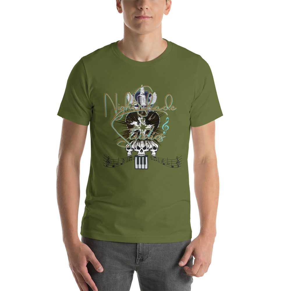 Night Shade Studios Official Short-Sleeve Unisex T-Shirt