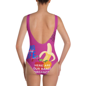 GMB Oganics One-Piece Swimsuit