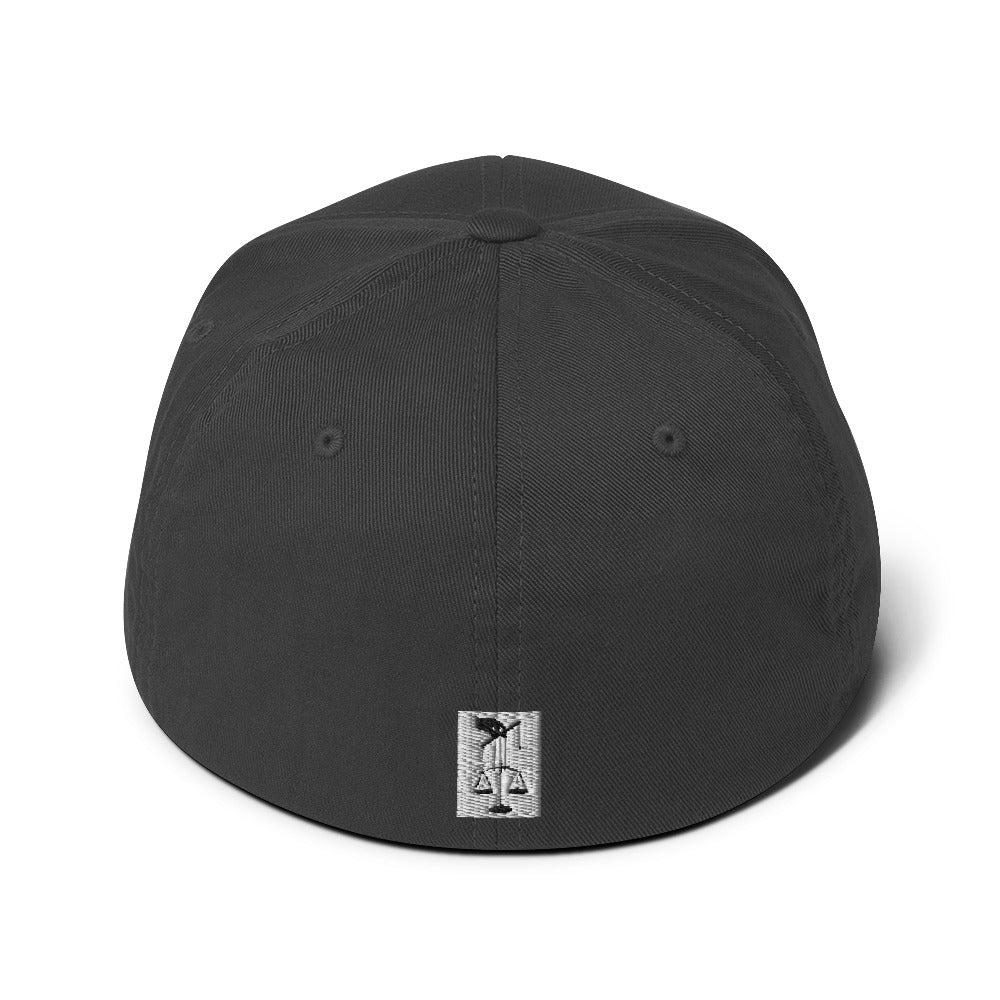 Ghost Structured Twill Cap