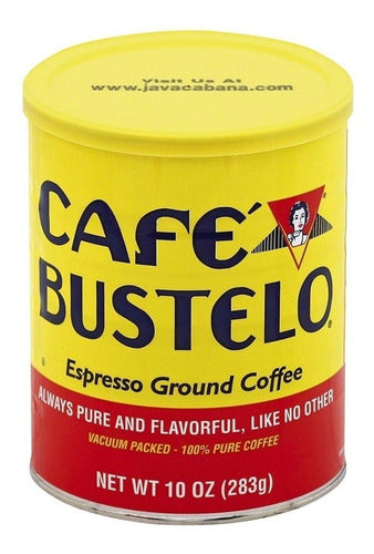 Café Bustelo Espresso Ground Coffee 10 oz