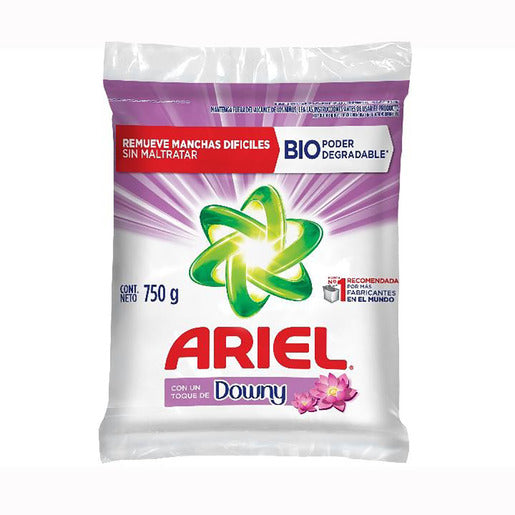 Ariel with Downy Variety of sizes