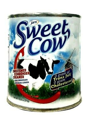 Jans Sweet Cow Condensed Creamer 13.23oz