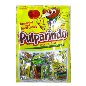 De La Rosa Tamarind Filled Hard Candy 12oz
