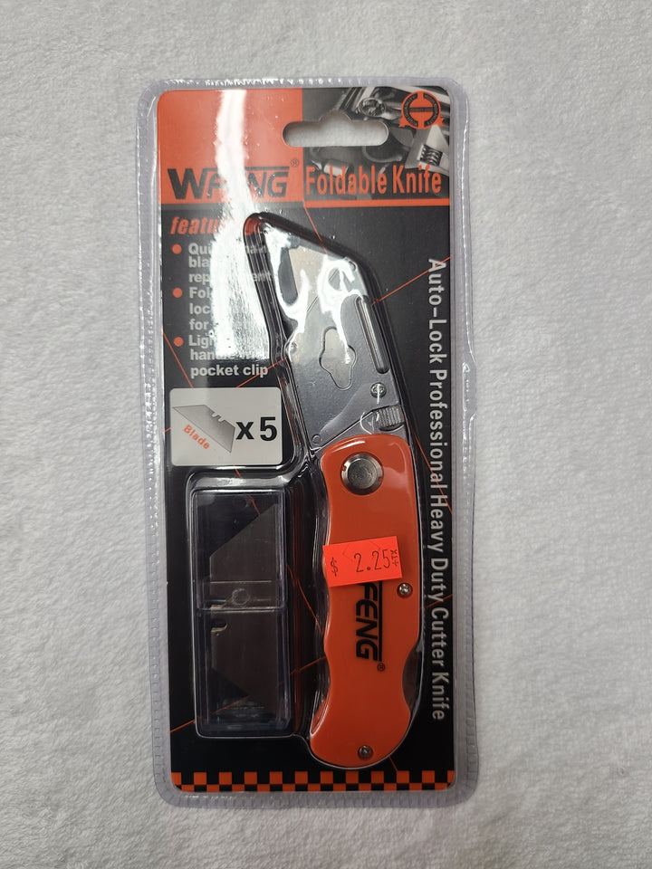 Utility Box Knife Opener