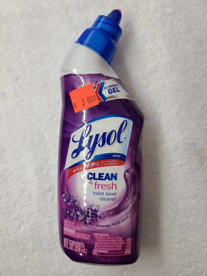 Lysol Toliet Cleaner