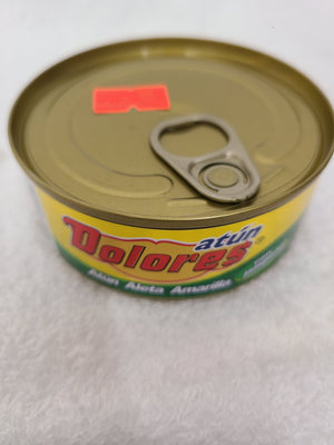 Tuna & Chicken in a Can