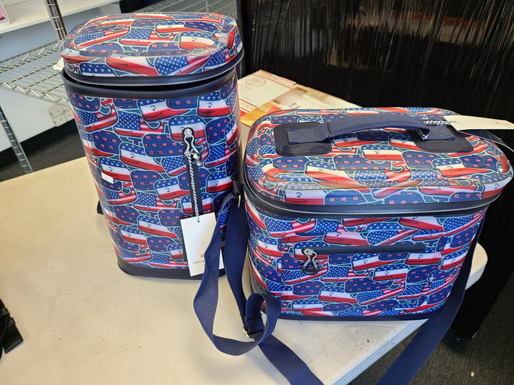 Vineyard Backpack & Coolers